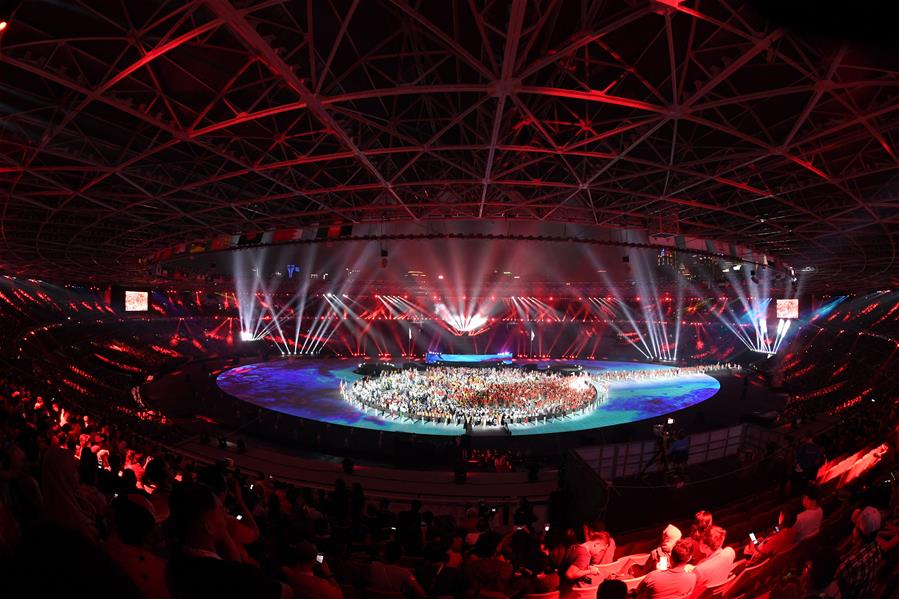 18th Asian Games draw to close as China dominate medal table again