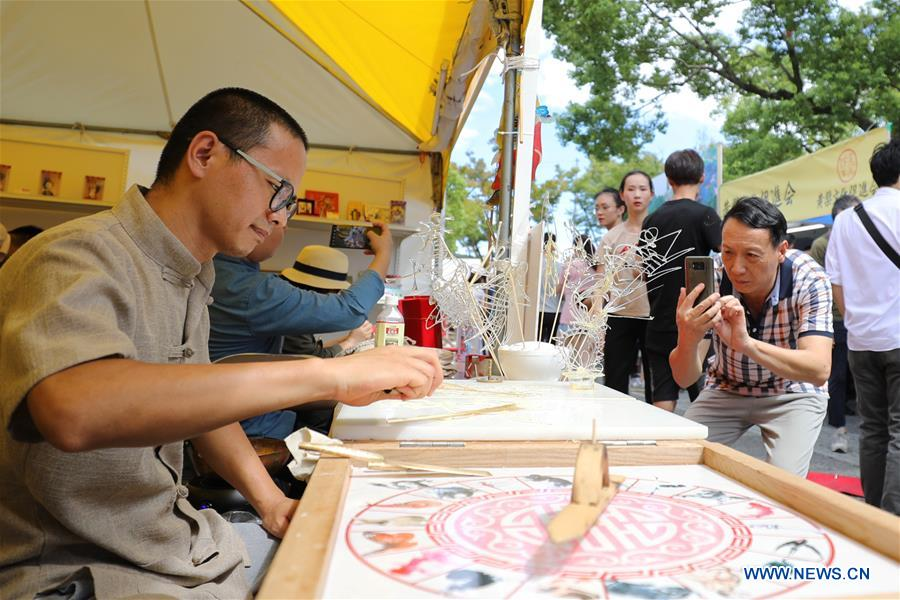 The 2018 China Festival held in Tokyo