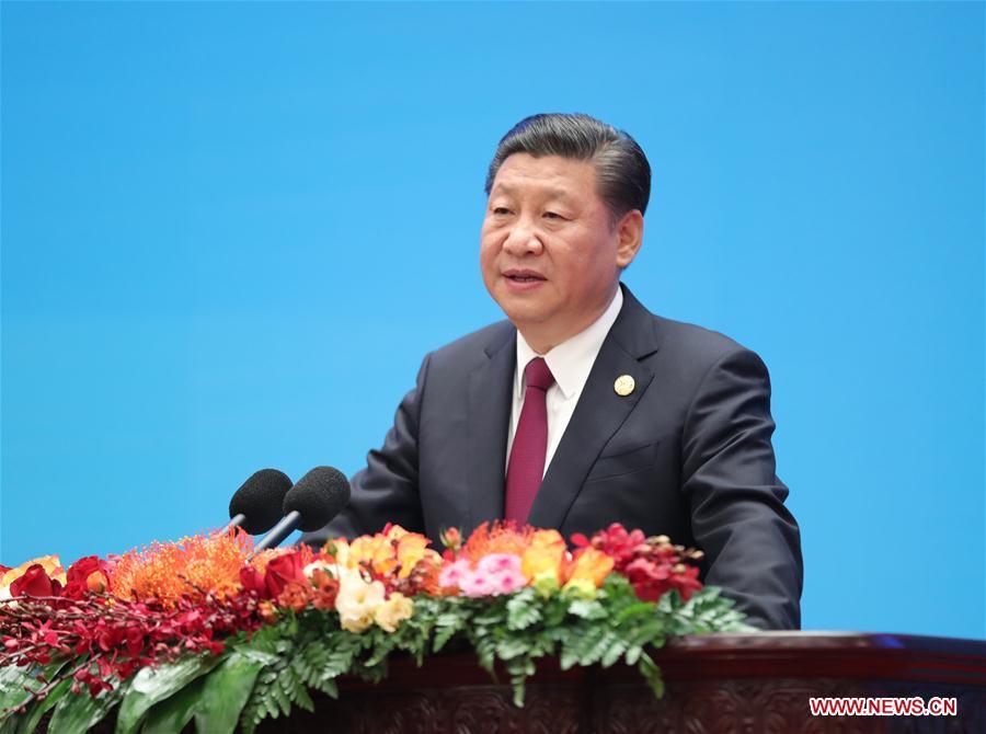 Chinese President Xi Jinping [File photo: Xinhua]