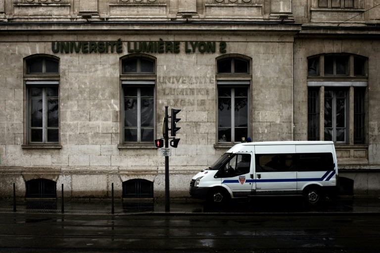 French university exams halted for hundreds as protests persist