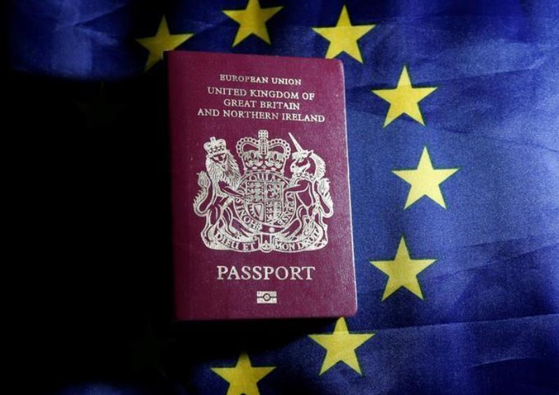 Brexit-hit EU staff ditch UK passports