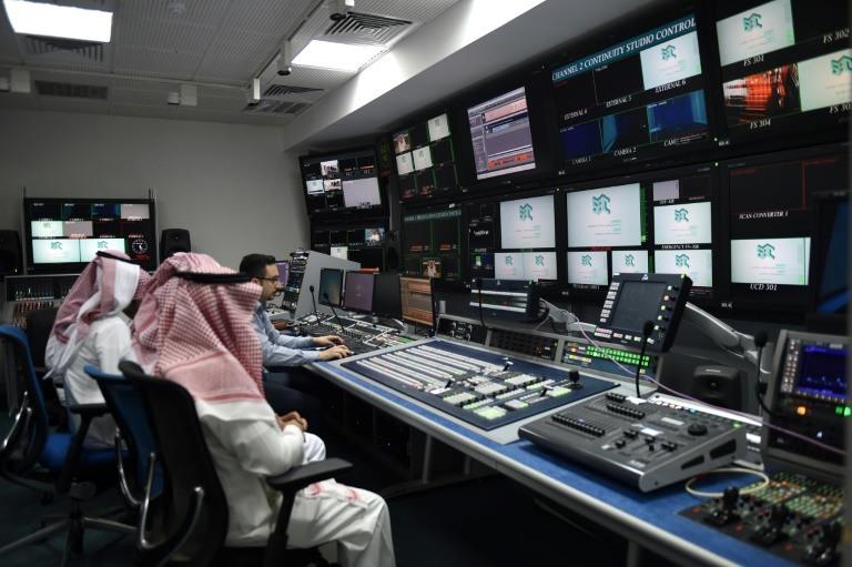 New Saudi TV station feeds into modernisation drive