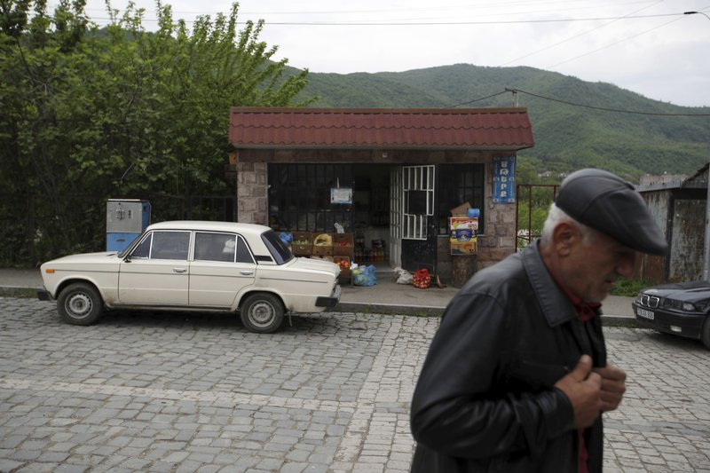 In hometown of Armenia's new leader, people hope for change