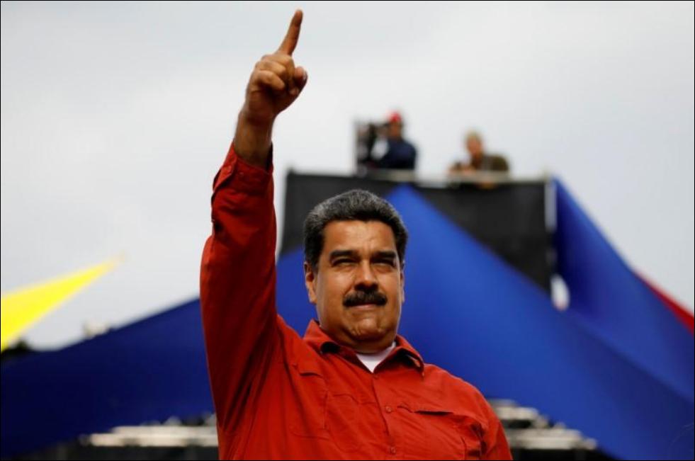 Chile wants region to tighten pressure on Venezuela's Maduro