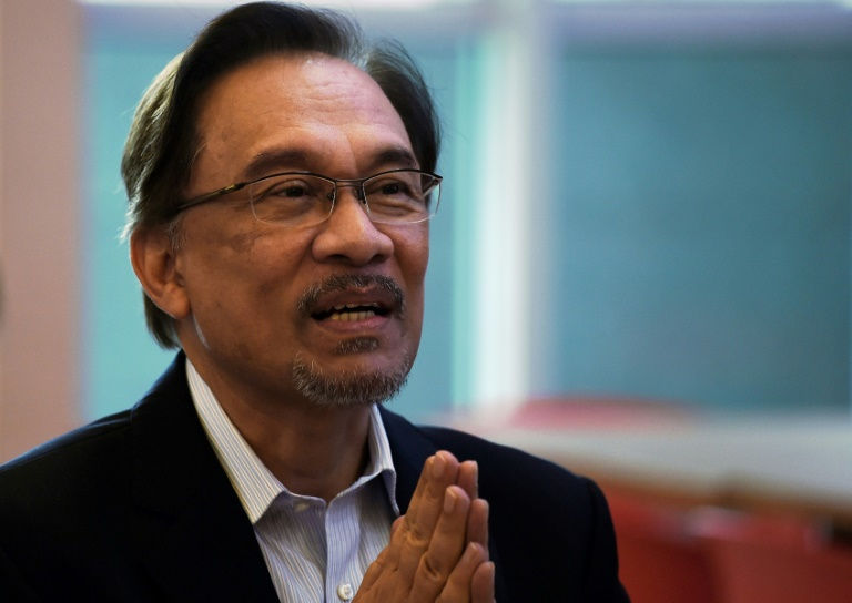 Malaysia king to pardon Anwar, paving way for return to politics