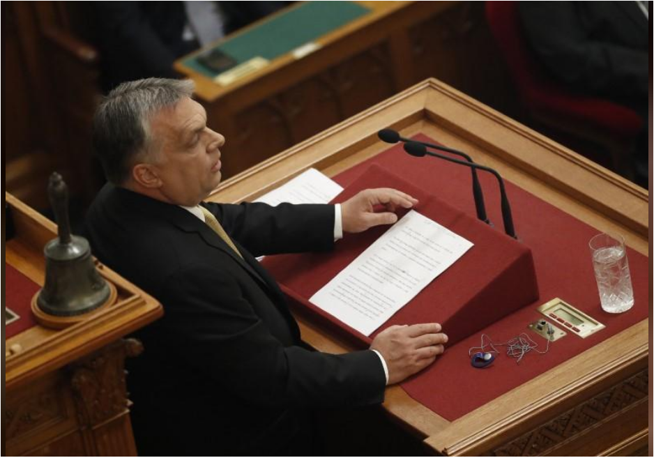 EU must give up 'nightmares' of a United States of Europe: Hungarian PM