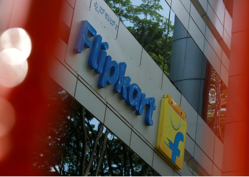 Walmart to pay $16 billion for control of India's Flipkart, shares slide