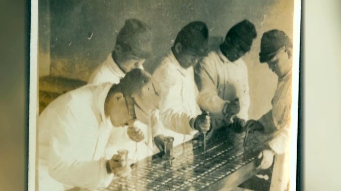 Researchers uncover Japanese wartime experiments on Chinese
