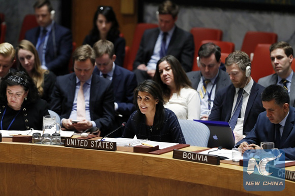 US ambassador to UN disapproves of Trump's 'communication style'