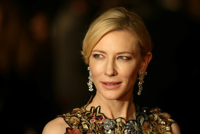 Cate Blanchett's feminist wake-up call to Cannes