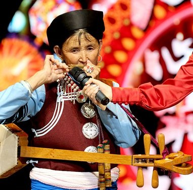 Pumi ethnic folk songs shine at China Ethnic Song and Dance Ensemble gala
