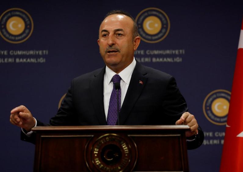 Turkey says it will retaliate if US halts weapons sales