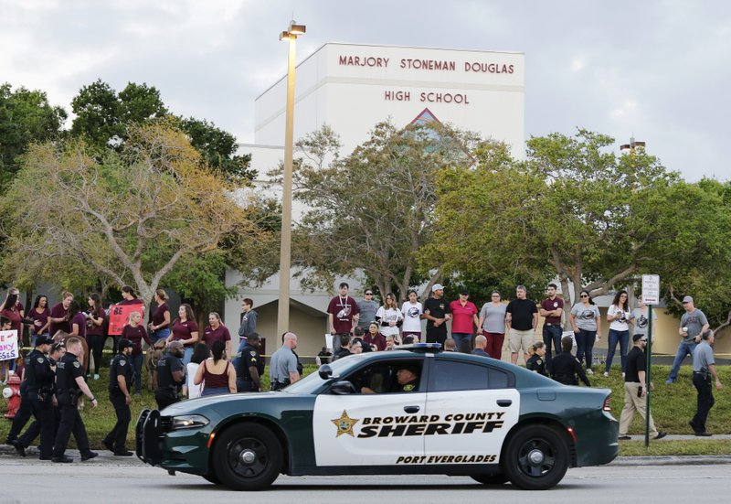 Adults misplaced, mistakenly fired guns taken to school