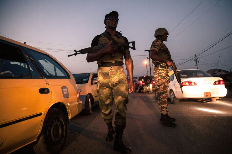 'Dirty war' ravages Cameroon's anglophone region