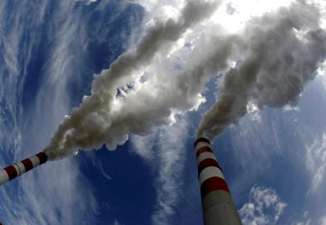 EU carbon emissions rose in 2017: Eurostat