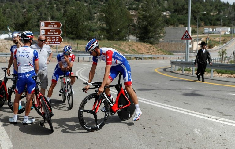 Israel says Giro launch in Jerusalem to respect Sabbath
