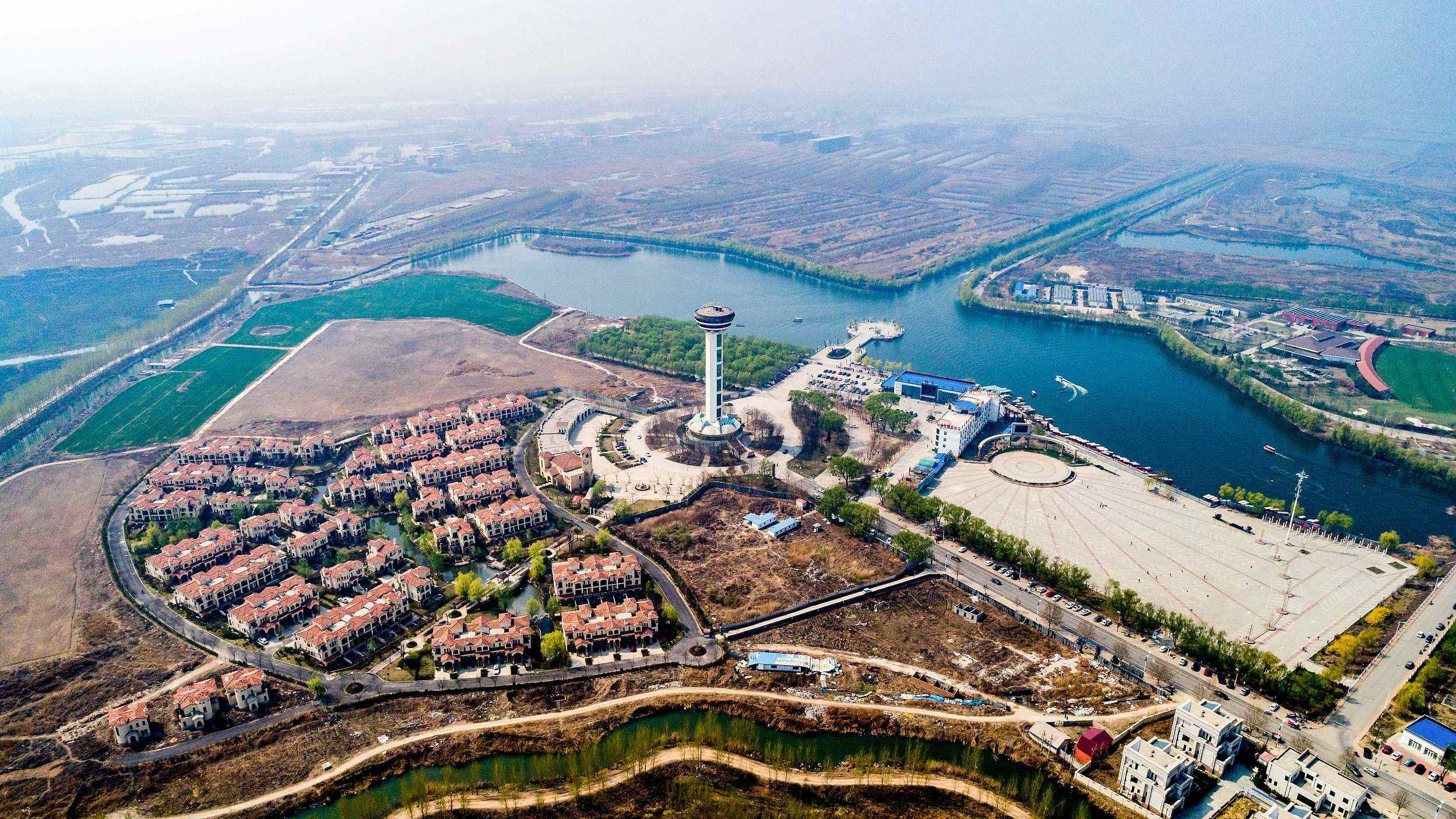 Tax refund offered to overseas tourists shopping in Xiongan