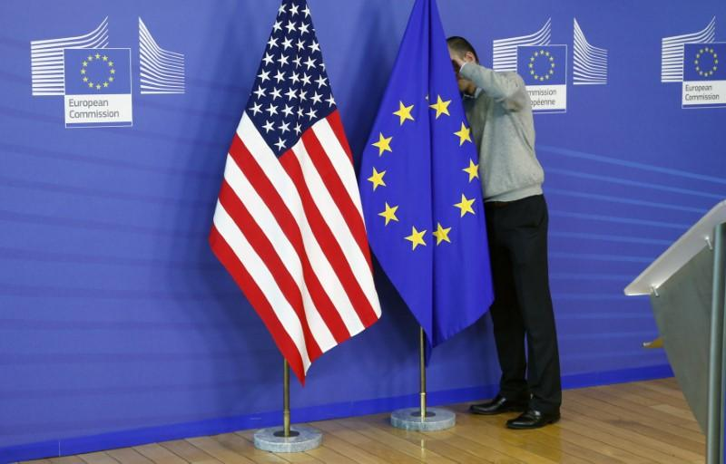 EU says business hit by Trump tariff uncertainty