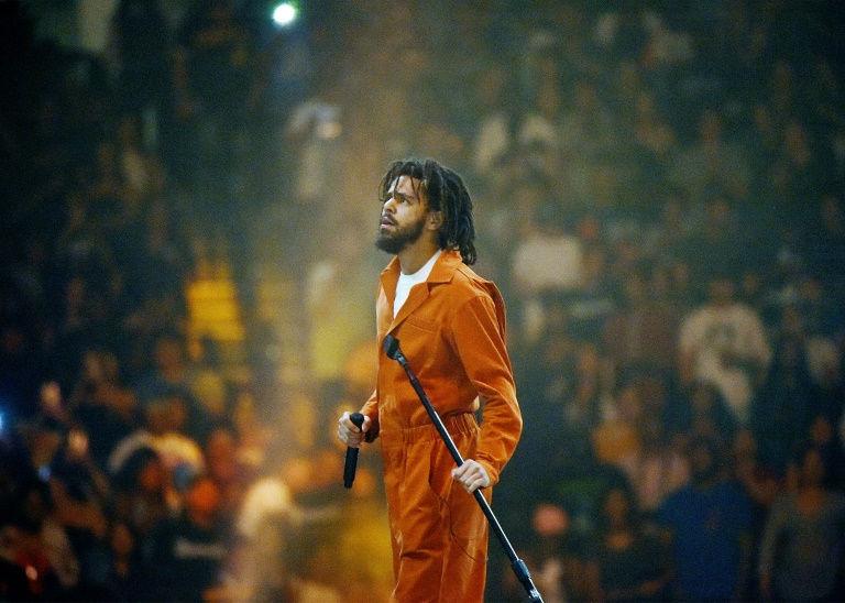 J. Cole strikes chord with anti-drug rap