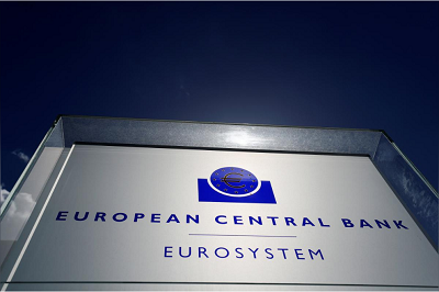 Euro zone banks continue to work off bad debt: ECB