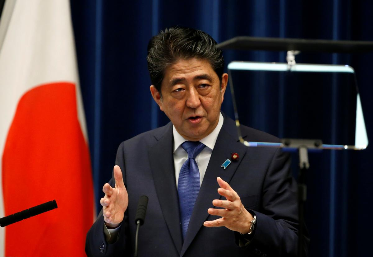 Abe faces challenges to be re-elected party leader