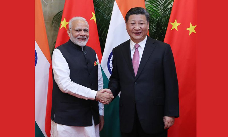 China and India should manage divergences in a more mature manner: Xi