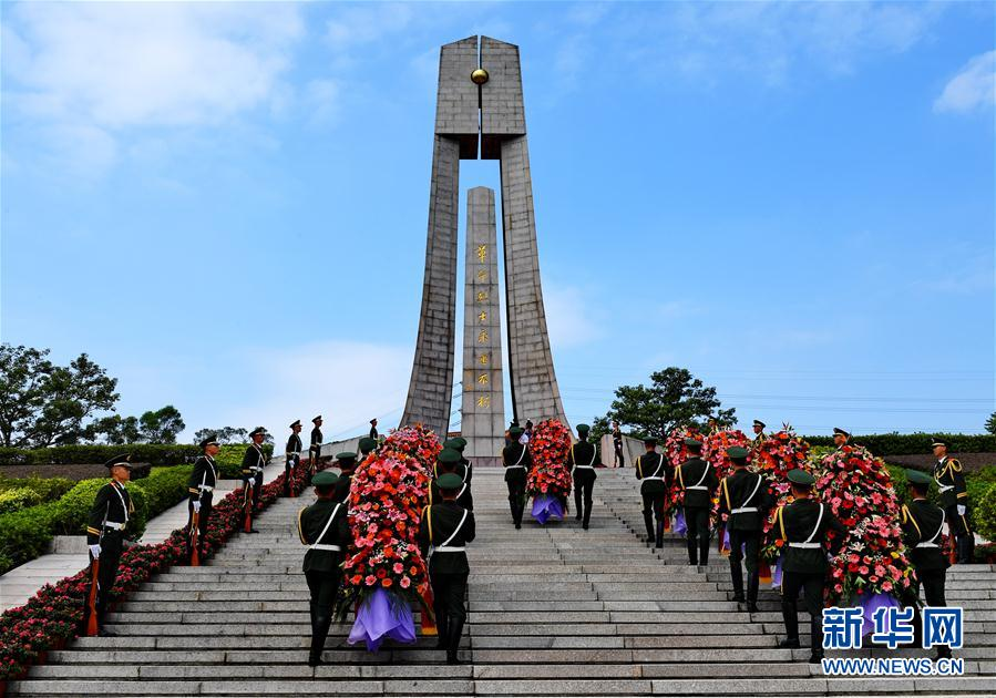 China adopts law protecting reputation of heroes, martyrs