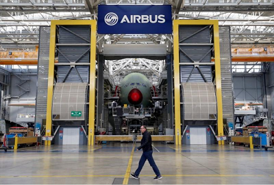 Airbus cuts A330 output, first-quarter profit capped by engine delays