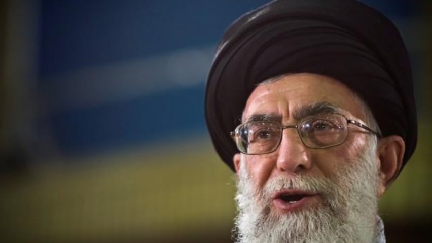 Iran's Khamenei urges Muslim nations to unite against US