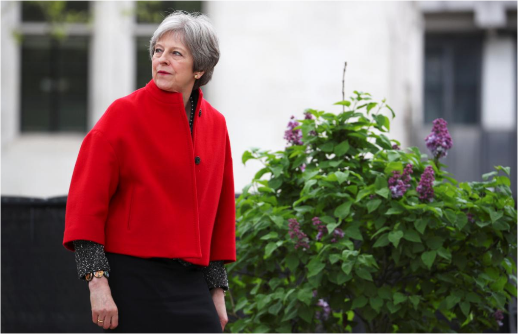 British PM May dealt new Brexit defeat in upper house of parliament