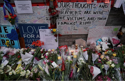 Toronto police eye deadly van attack suspect's 'cryptic message'
