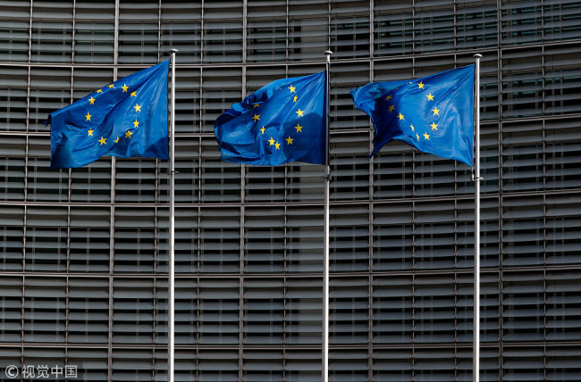 EU seeks to join US-China talks on steel, aluminum tariffs at WTO