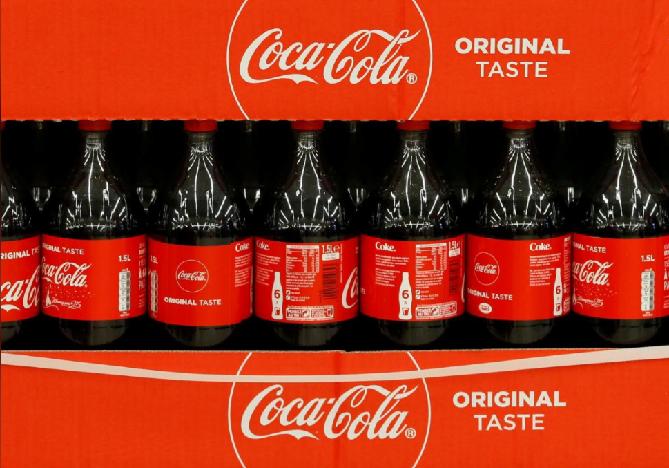 Coke warns of pain from UK sugar tax, US freight costs