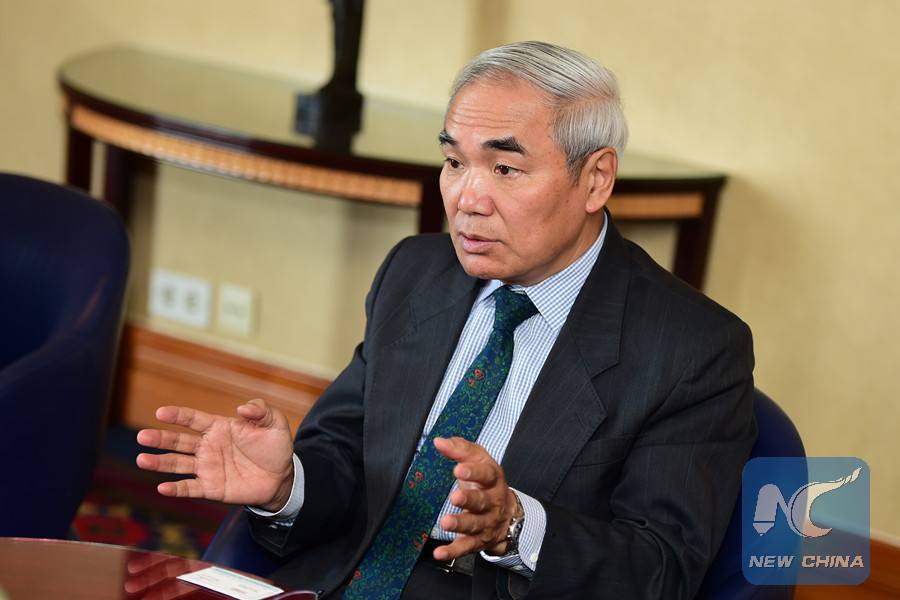 Political settlement only way out of Syrian crisis: Chinese envoy