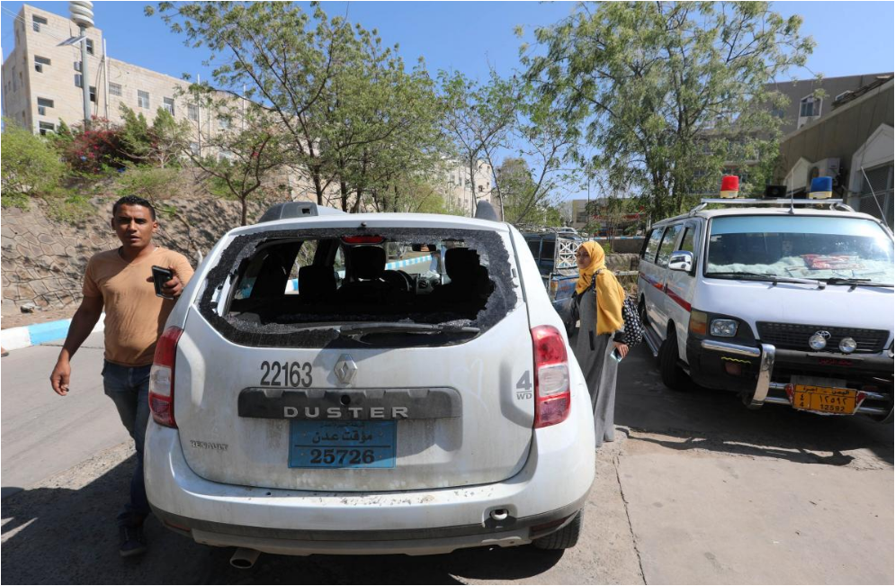 Red Cross says employee killed in Yemen