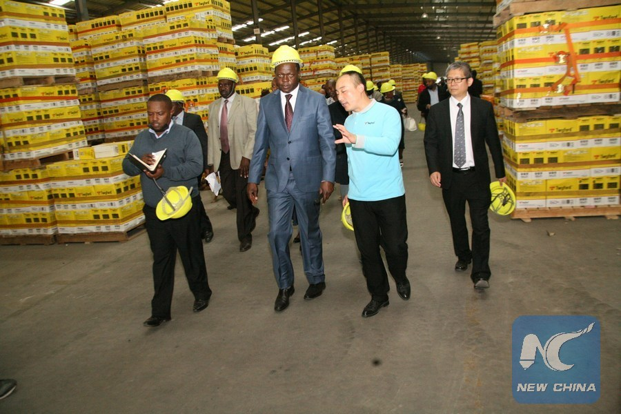 Chinese companies say ready to work with Kenyans on Big Four Agenda