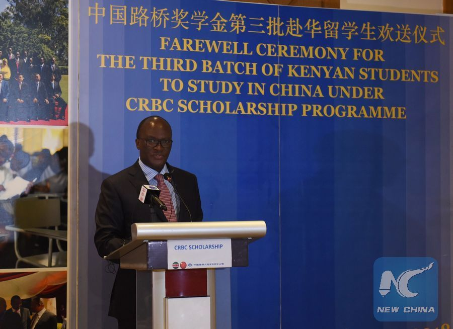 Kenyan youth utilize Chinese-funded studies in railway engineering to transform country