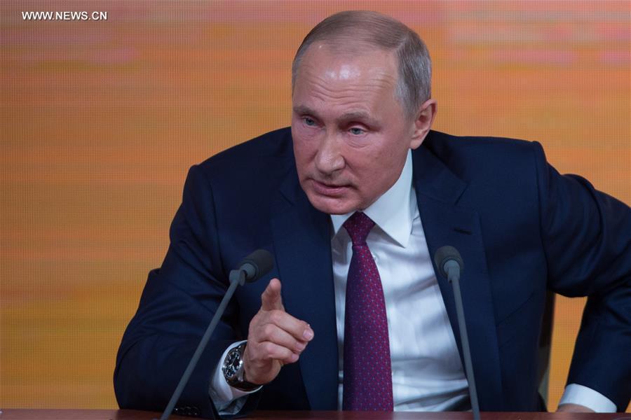 Putin ready to meet Trump: Russian FM