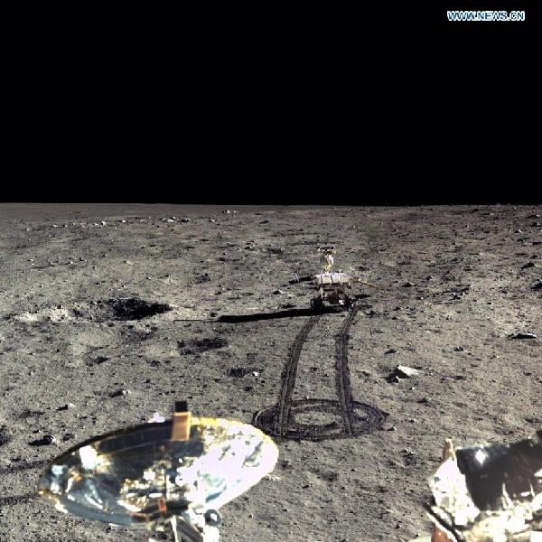China to name relay satellite for Chang'e-4 lunar probe