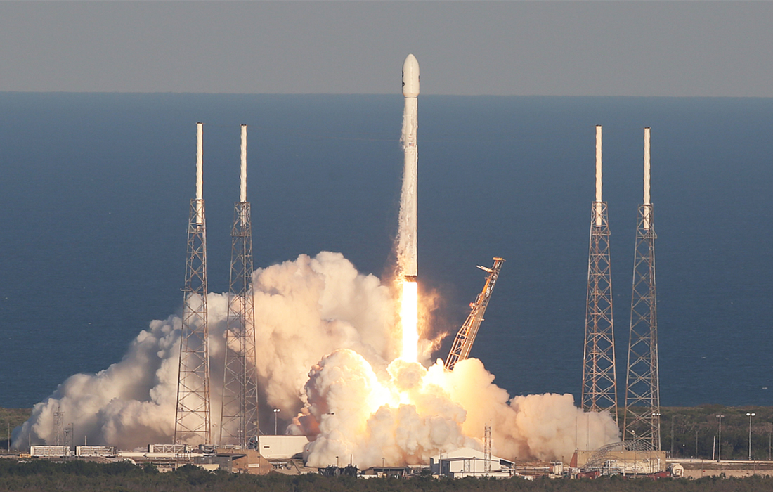SpaceX launches NASA's planet-hunting spacecraft TESS