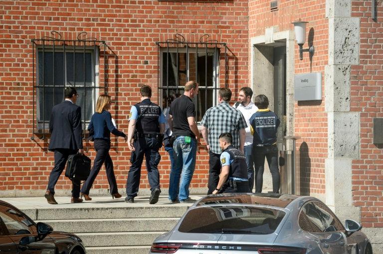 German police raid Porsche execs in diesel probe
