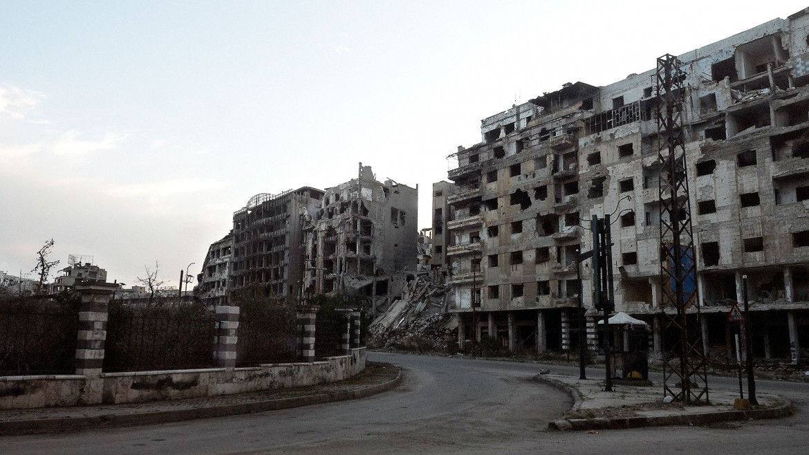 Syria retracts report on missile attack: state media