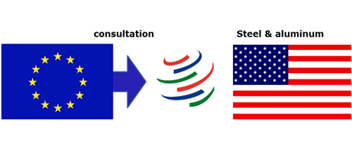 EU takes US to WTO over steel, aluminum tariffs