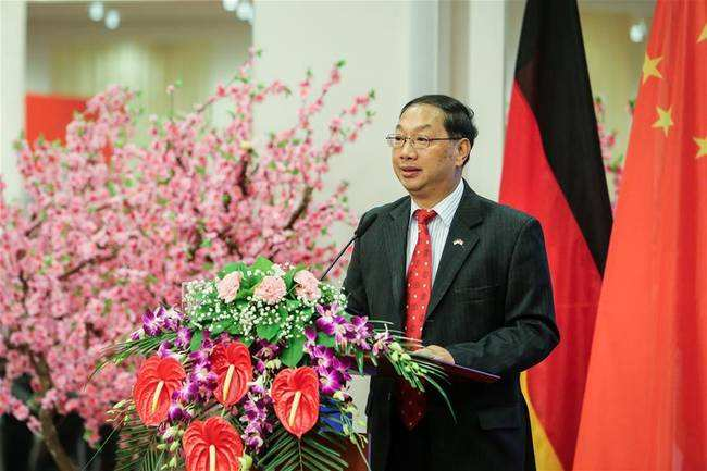 """US claims on China trade investigation """"untenable"""": Chinese ambassador to Germany"""