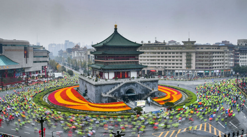 Running boom on the rise in China