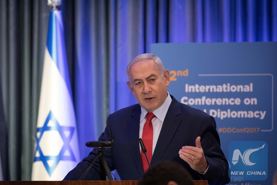 Israel weighs consequences of US-led tripartite attack on Syria