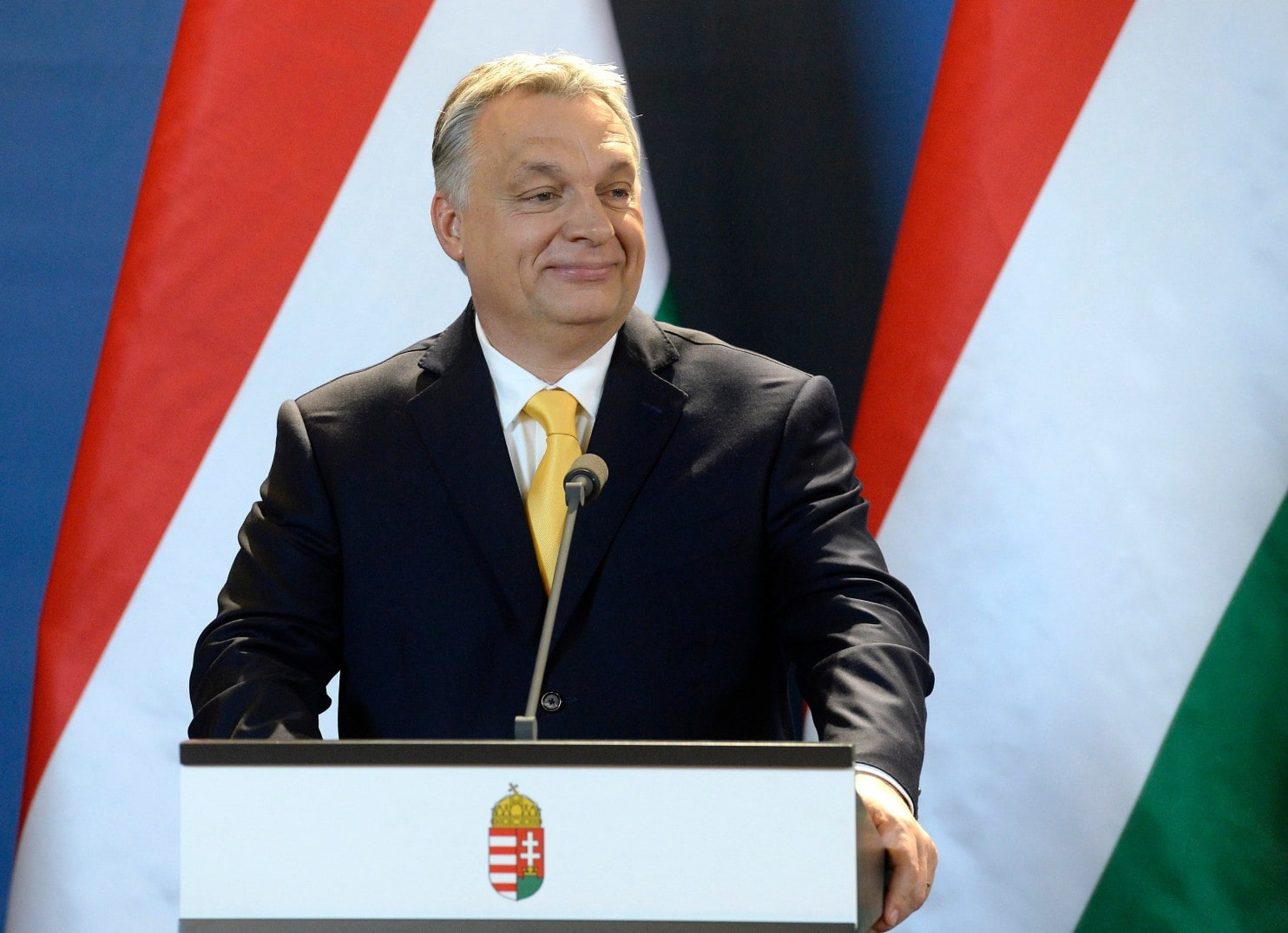 Hungarians stage anti-government rally in Budapest