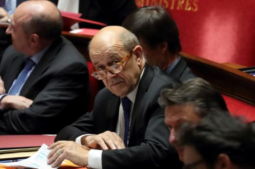 Macron's decision to strike Syria sparks debate in France
