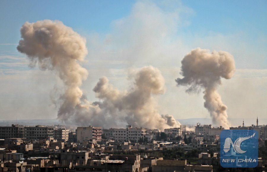US-led Syria attack unlikely to lead to a full-scale war with Russia: analysts