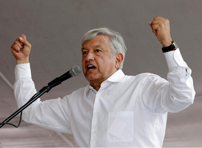 Mexican presidential frontrunner will not reverse energy reform: adviser